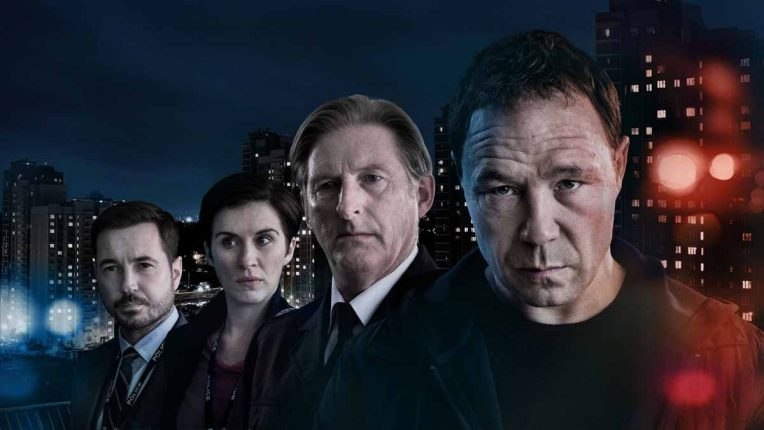 Line of Duty season 5 cast