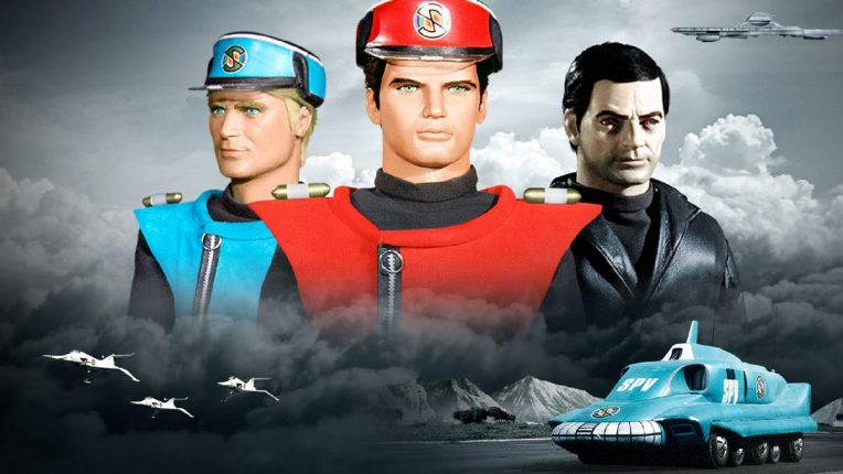 Captain Scarlett and The Mysterons