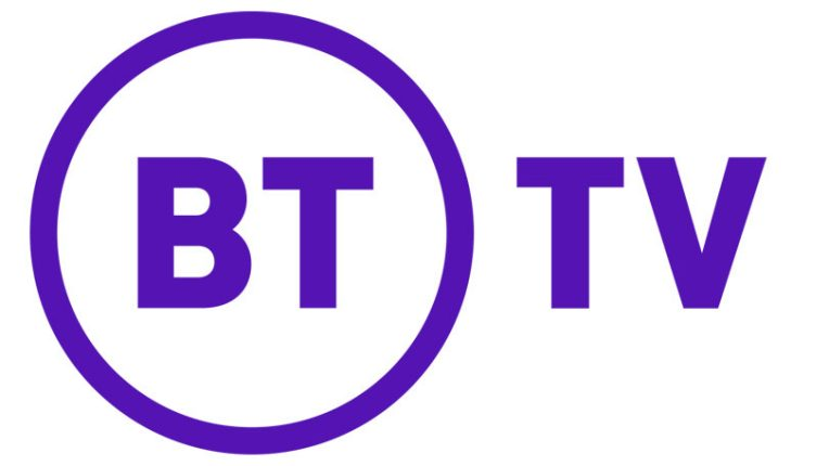 BT TV logi