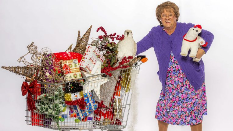 Mrs Brown's Boys Brendan O'Carroll Christmas 2019