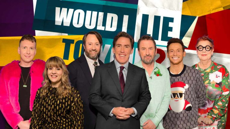 Would I Lie To You at Christmas? 2020 guests