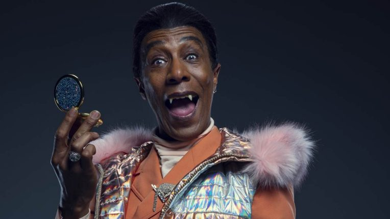 Danny John-Jules as Cat in Red Dwarf
