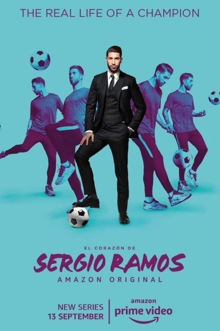 Sergios Ramos series on Amazon Prime Video