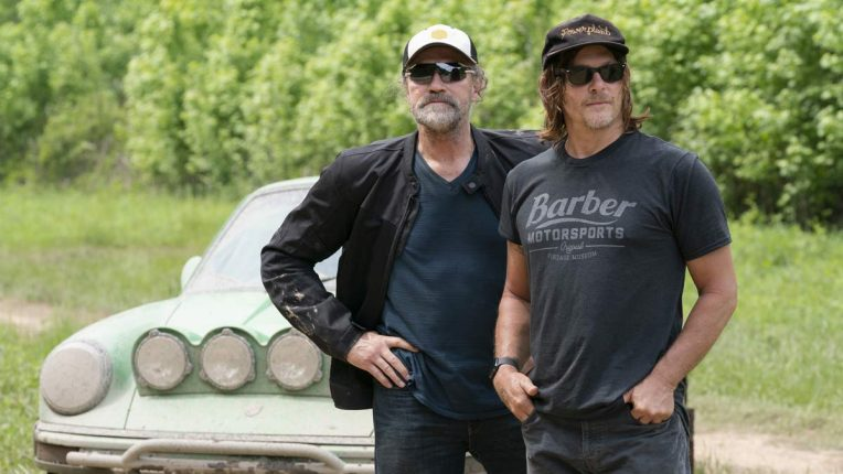 Michael Rooker and Norman Reedus reunite on Ride with Norman Reedus season 4