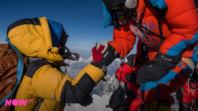 Lost on Everest on National Geographic