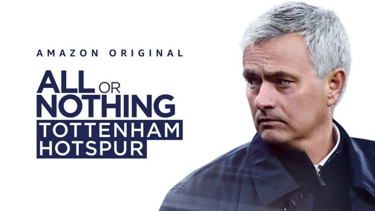 All or Nothing: Tottenham Hotspur on Prime Video
