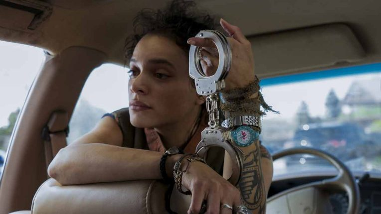 Sasha Lane in Amazon Prime Video's Utopia
