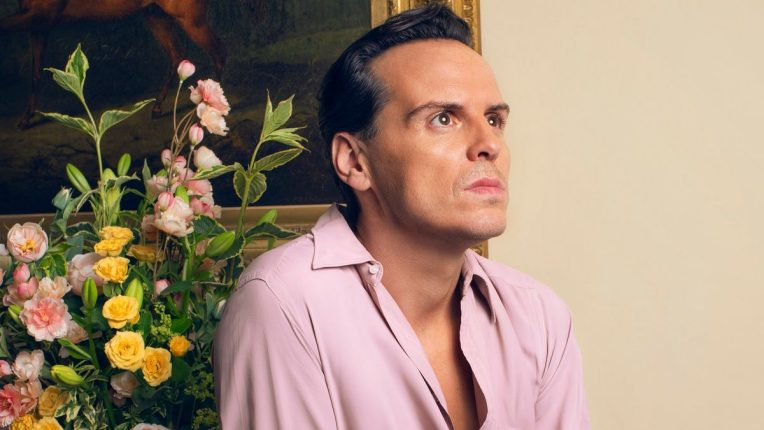 The Pursuit of Love Andrew Scott