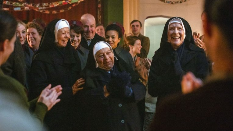 Call the Midwife Miriam Margolyes series 9