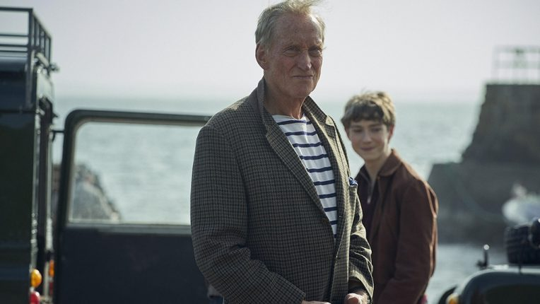 Charles Dance as Louis Mountbatten