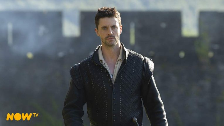 Matthew Goode in A Discovery of Witches season 2