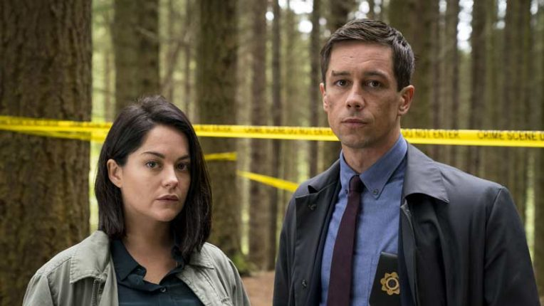 Dublin Murders - Sarah Greene and Killian Scott