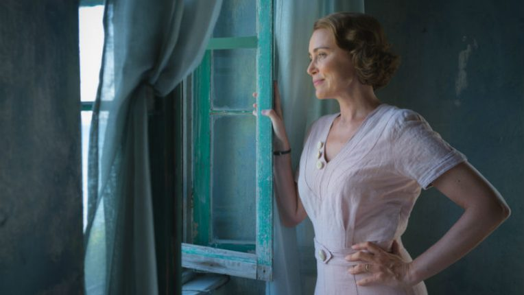 Keeley Hawes as Louisa Durrell