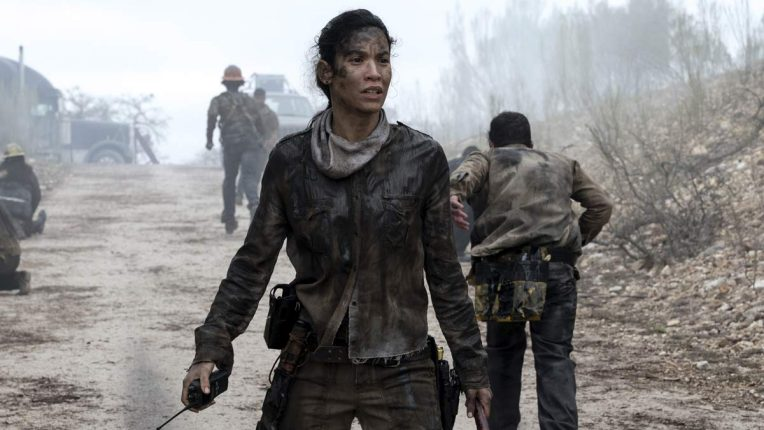 Danay Garcia as Luciana in Fear the Walking Dead