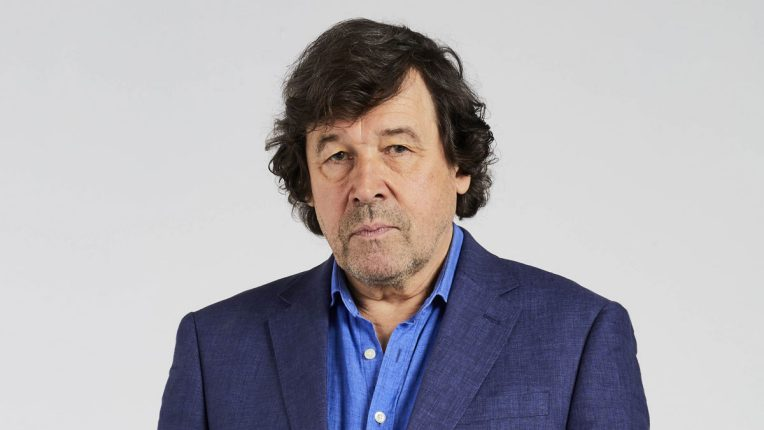 Stephen Rea as Mark in ITV's Flesh and Blood