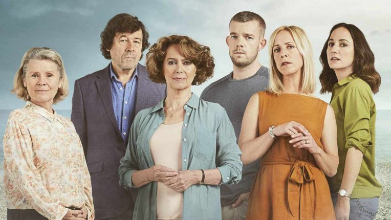 The full cast of Flesh and Blood on ITV