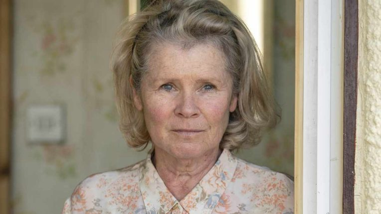 Imelda Staunton as Mary in Flesh and Blood