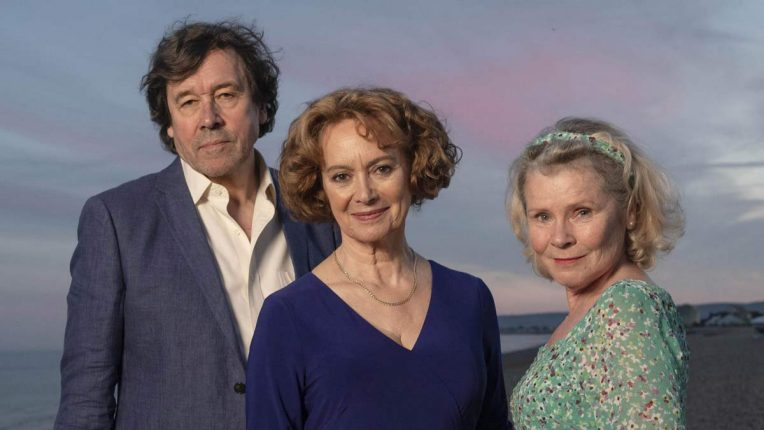 Imelda Staunton, Stephen Rea and Francesca Annis in Flesh and Blood