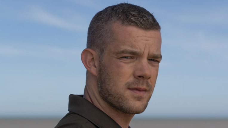 Russell Tovey in ITV's Flesh and Blood
