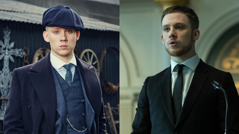 Joe Cole Peaky Blinders Gangs of London