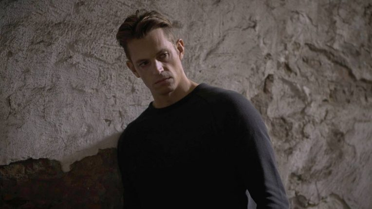 Joel Kinnaman as Erik in Hanna season one