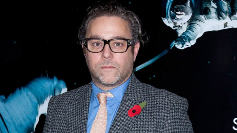 Andy Nyman at a red carpet premiere
