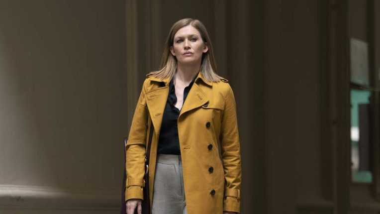 Mireille Enos as Marissa in Hanna season two