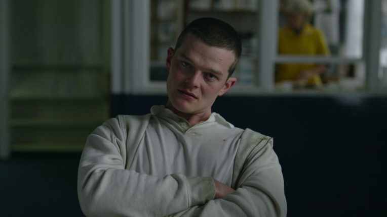 Robert Aramayo as Rob in Behind Her Eyes