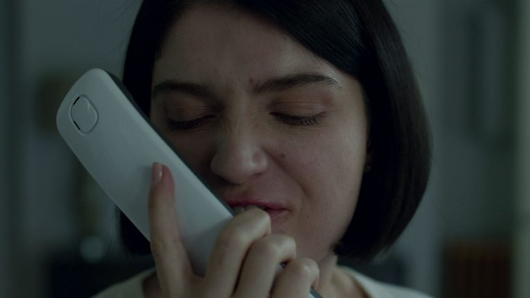 Eve Hewson as Adele in Behind Her Eyes