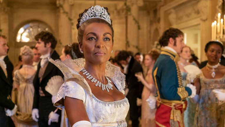 Adjoa Andoh plays Lady Danbury