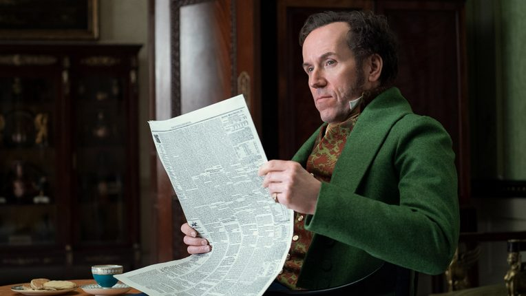 Ben Miller plays Lord Featherington
