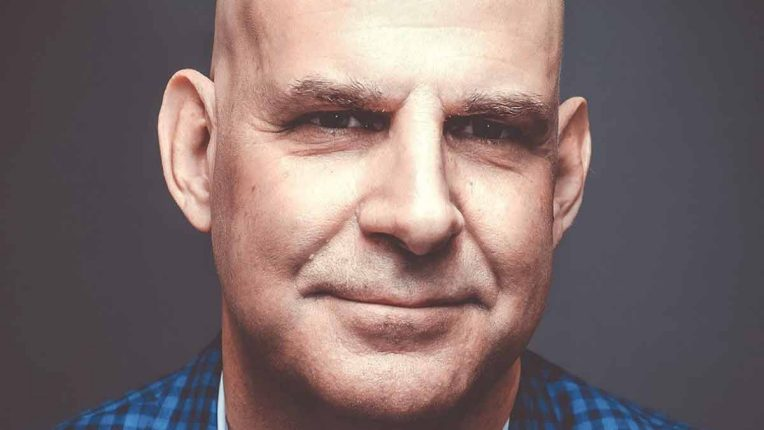 Stay Close author Harlan Coben