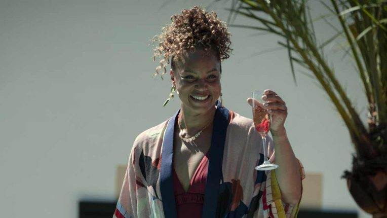 Angela Griffin as Anna in White Lines