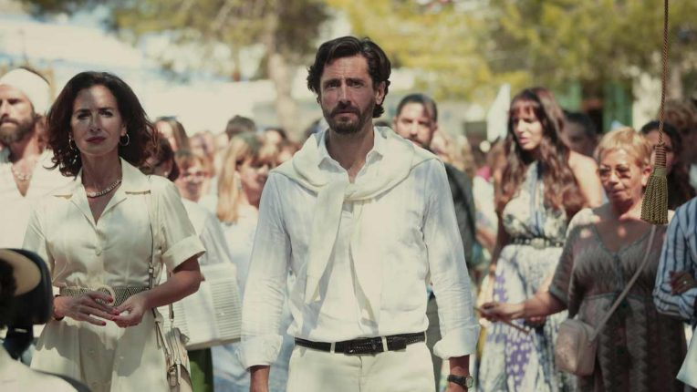 Juan Diego Botto as Oriol Calafat in White Lines