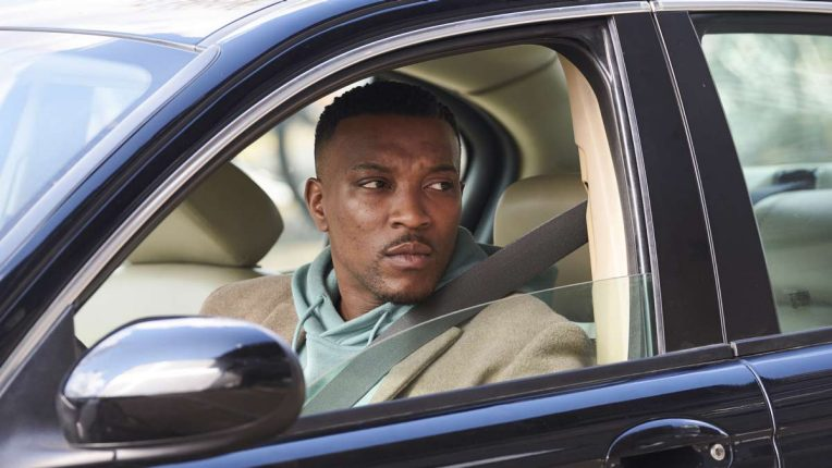 Ashley Walters in Bulletproof series 2