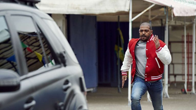 Noel Clarke in Bulletproof series 2