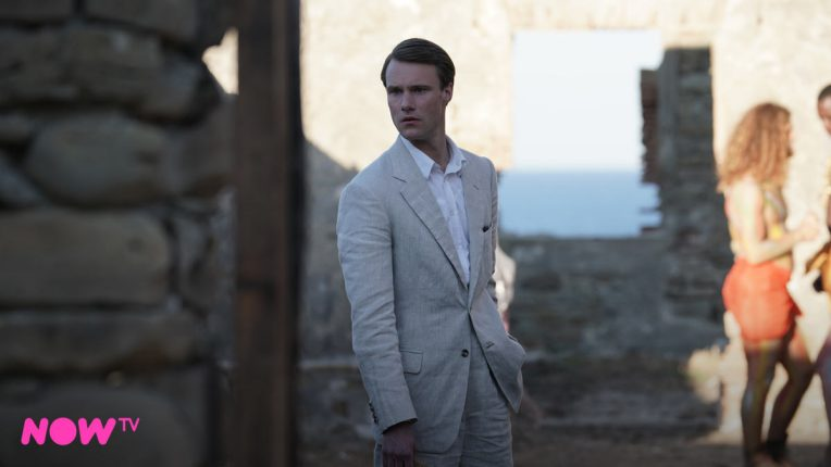 Hugh Skinner in Little Birds