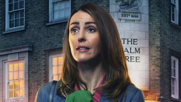 Suranne Jones as Claire in Save Me Too