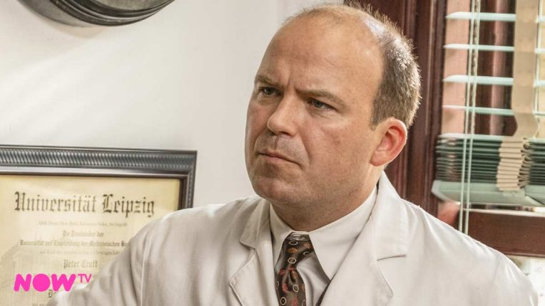 Rory Kinnear in Penny Dreadul: City of Angels