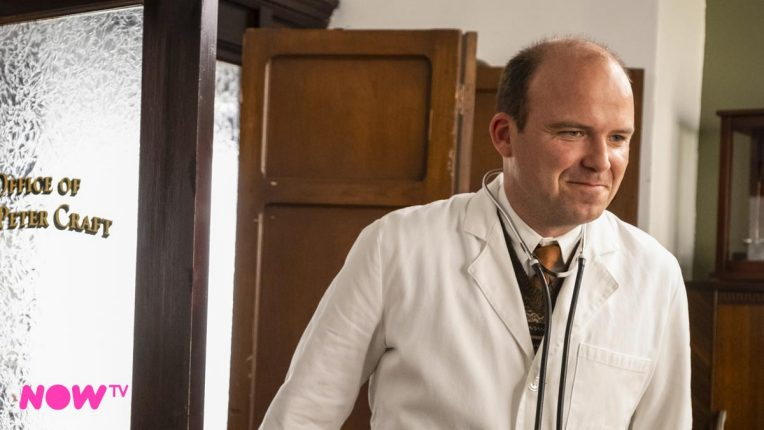 Rory Kinnear in Penny Dreadul: City of Angels as Peter Craft