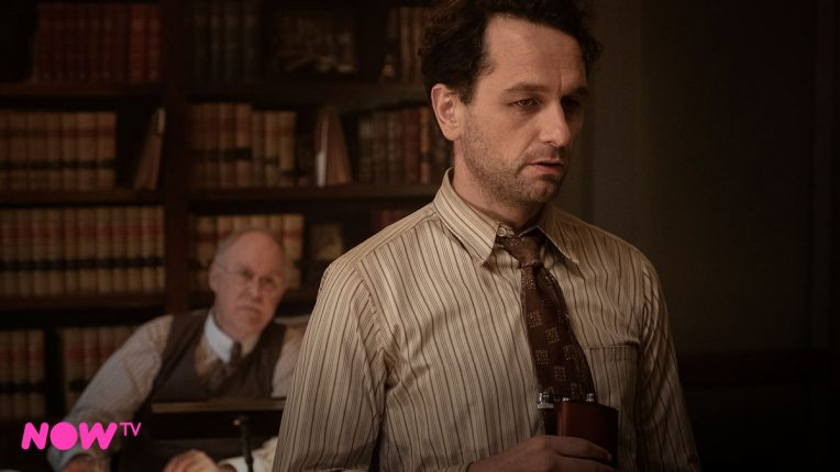 Matthew Rhys as Perry Mason on Sky Atlantic