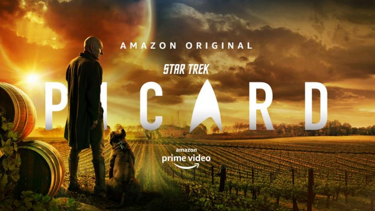Picard - New episodes every week on Prime Video