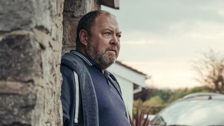 Mark Addy as Ross Cassidy in The Salisbury Poisonings