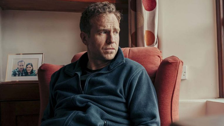 Rafe Spall as Nick Bailey in The Salisbury Poisonings