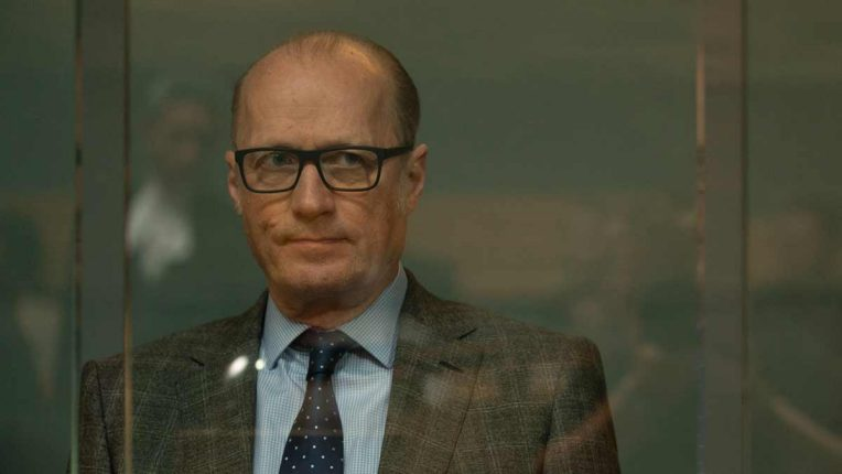 Ade Edmondson as Gideon in Save Me Too