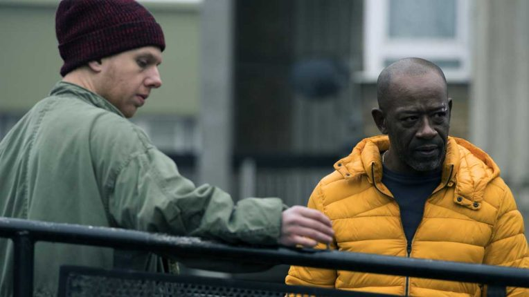 Goz and Nelly - Played by Thomas Coombes and Lennie James