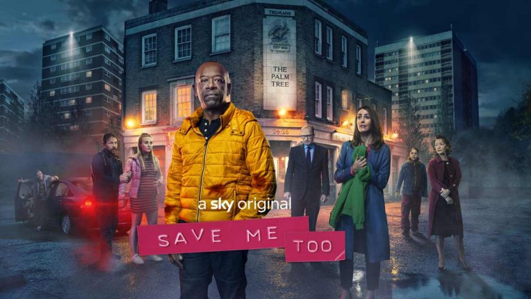 Lennie James and the case of Save Me Too