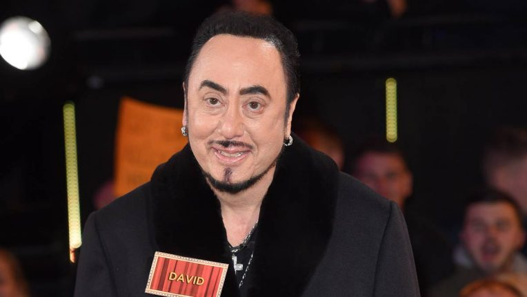 David Gest on Celebrity Big Brother