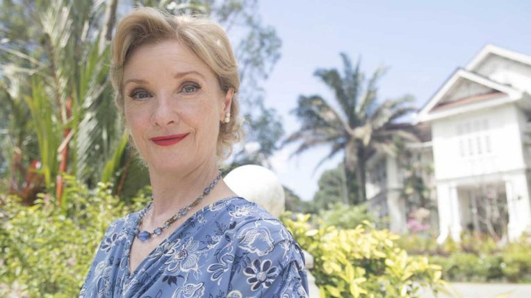 Jane Horrocks stars in The Singapore Grip