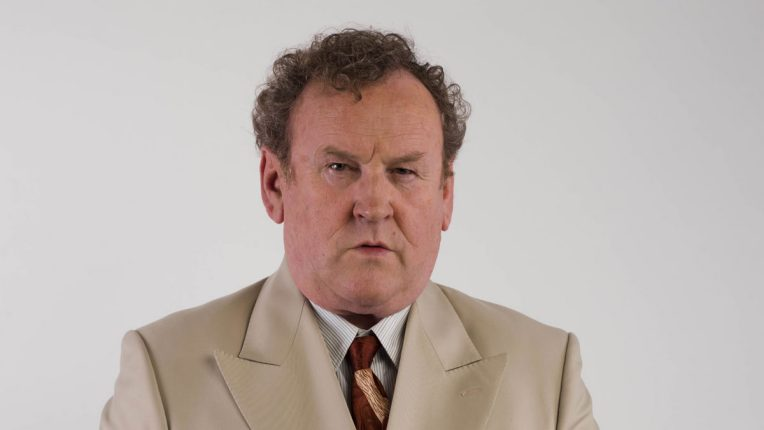 Colm Meaney is in The Singapore Grip cast